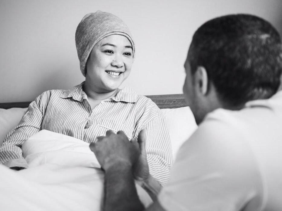 陪你度癌關——生命的意義 Helen YC LAW MediPaper MediPr Cancer Informer 腫瘤學新知